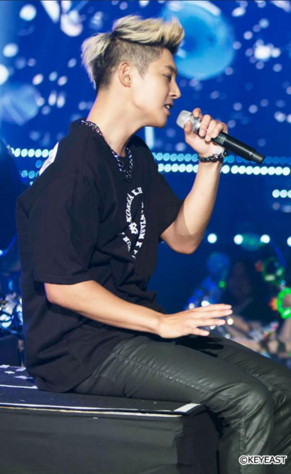 [Photo] Kim Hyun Joong - Japan Mobile Site Update [15.07.06]