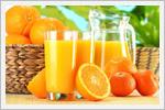 تصاویری از آب پرتقال های خنک برای روزهای گرم