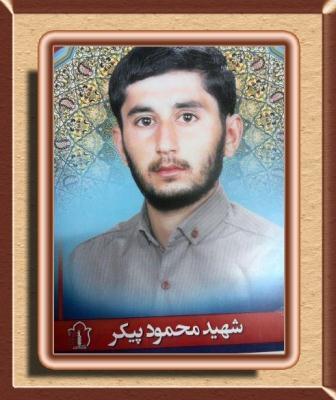 شهید محمود پیکر