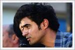 شهاب حسینی و پریناز ایزد یار در رونمایی از تیزر سریال شهرزاد