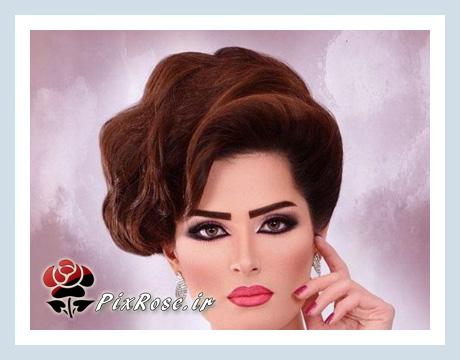 مدل شینیون کلاسیک