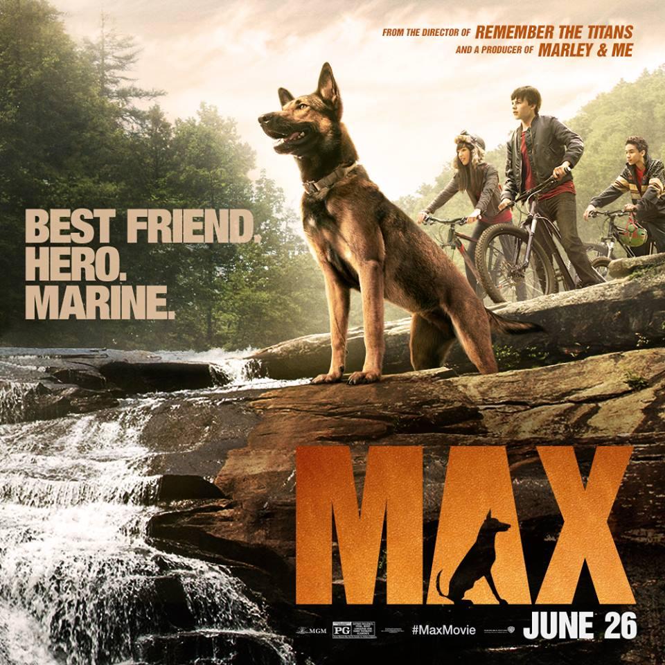 دانلود رایگان فیلم Max 2015