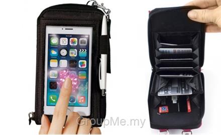 خرید اینترنتی کیف تاچ گوشی