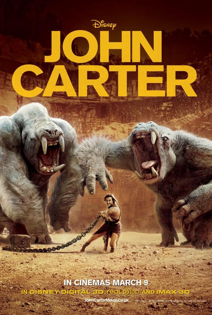دانلود دوبله فارسی فیلم ۲۰۱۲ John Carter