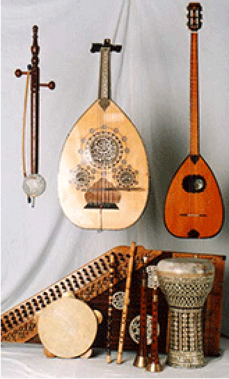 سمپل های کامل ترکی