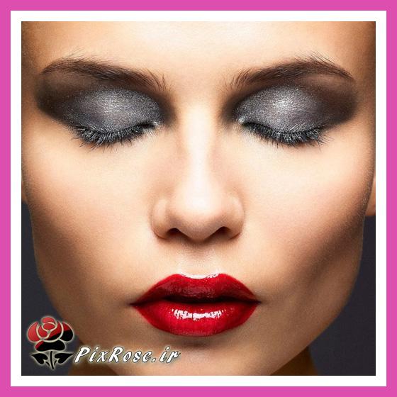 آرایش چشم برای مهمانی