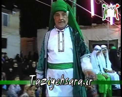 دانلود کلیپ تعزیه حضرت امیر المومنین توسط استاد حیدری