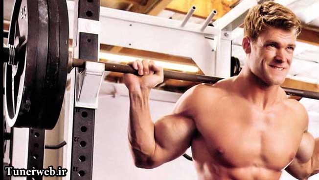 علت لرزش بدن در هنگام حرکات ورزشی چیست ؟