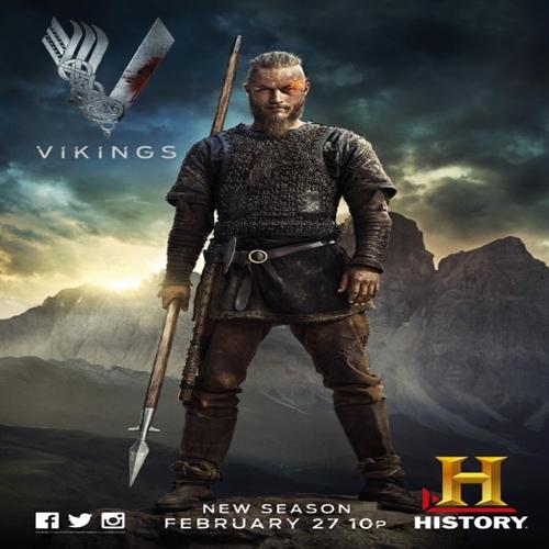 دانلود زیرنویس فارسی سریال Vikings
