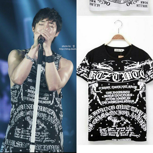 Sponsor - Paris T-Shirt Short Sleeve Tee Lion