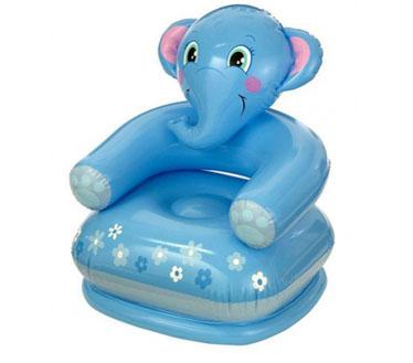 صندلی بادی کودک فیل