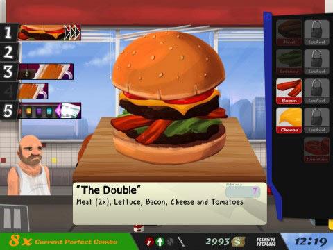 دانلود بازی serve delicious