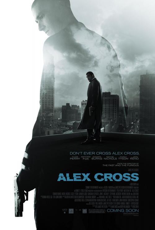 دانلود دوبله فارسی فیلم Alex Cross 2012