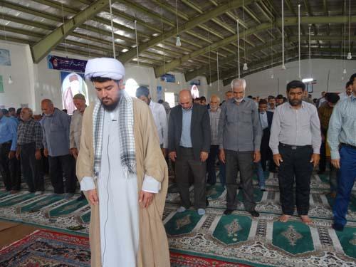 نماز عید فطر روداب