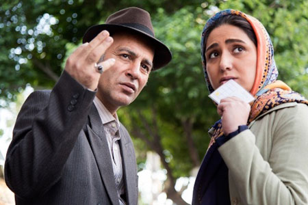تصاویر باران کوثری در سریال دندون طلا , اخبار سینما