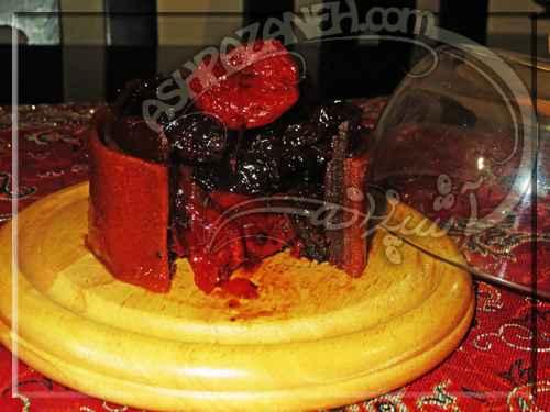 کیک لواشکی- سفره شیراز