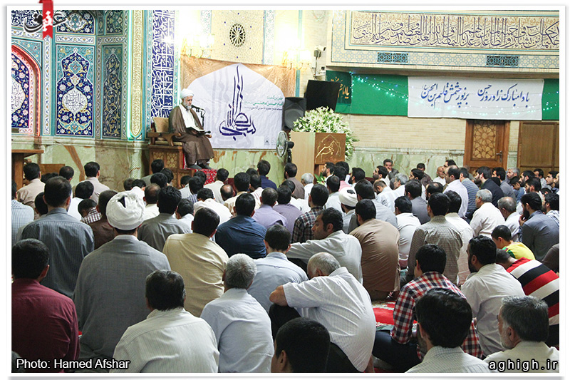 دانلود سخنرانی استاد صمدی | رمضان 94 | مسجد حضرت قاسم ابن الحسن(ع)