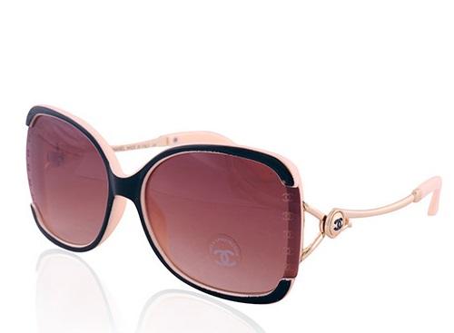 عینک دودی زنانه چنل جدید