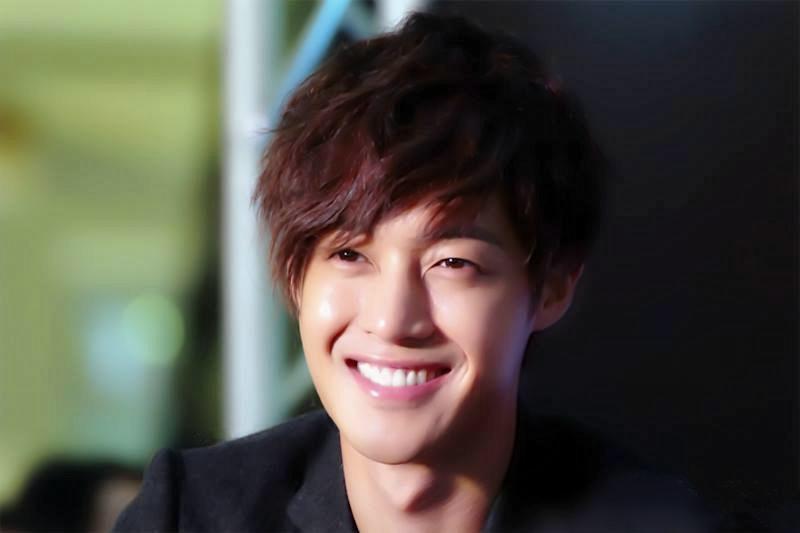 Hyun Joong Killer Smile