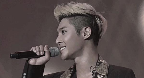 [Voice] Kim Hyun Joong Japan Mobile Site Update [15.07.22]
