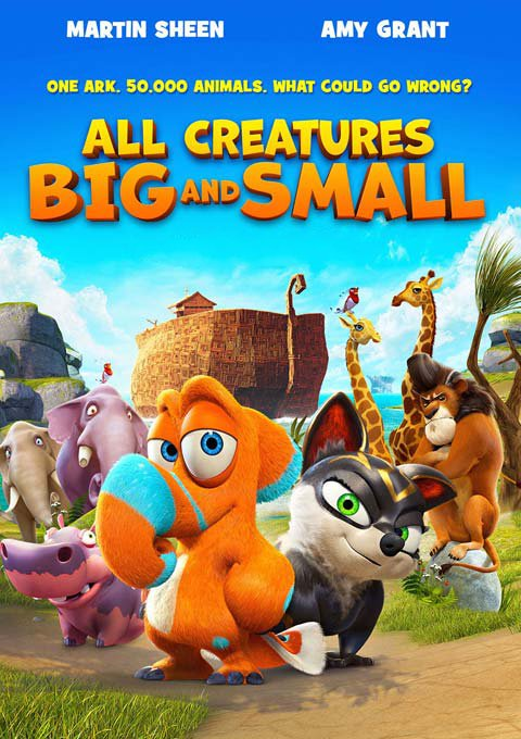 دانلود انیمیشن All Creatures Big and Small 2015