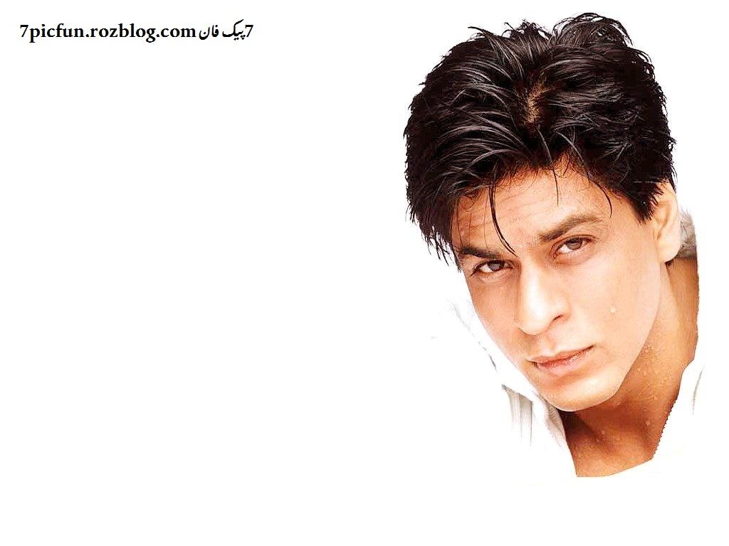 تصاویر بسیار زیبا از شاهرخ خان
