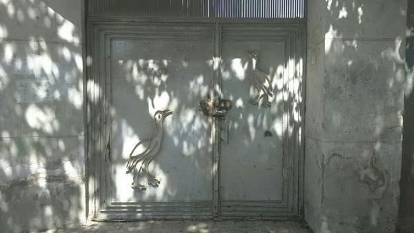 درِ کهنه
