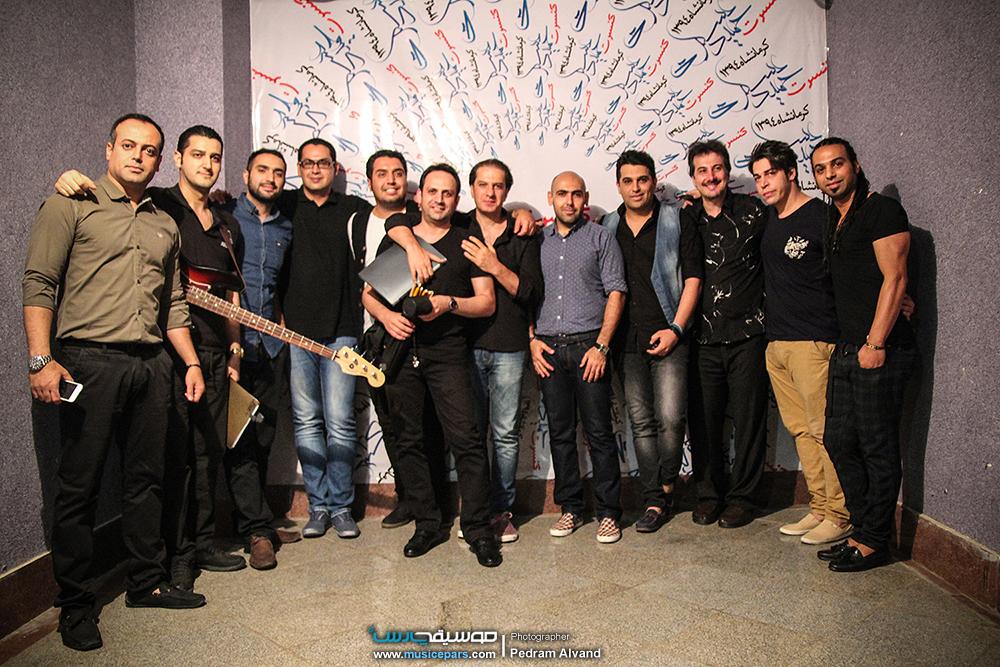 تصاویر کنسرت کرمانشاه حمید عسکری - سری سوم