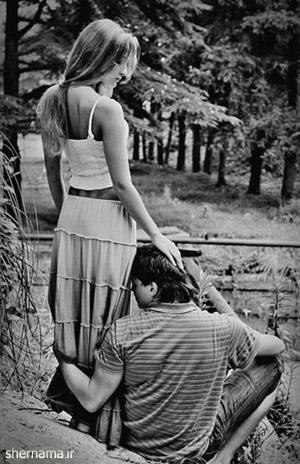 عکس عاشقانه زوج های عاشقانه