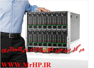 SERVER HP BLADE سرور