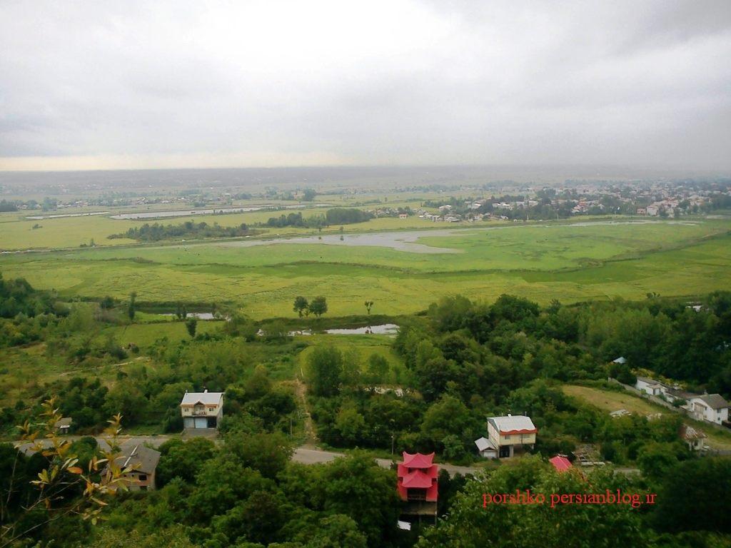 روستای پرشکوه