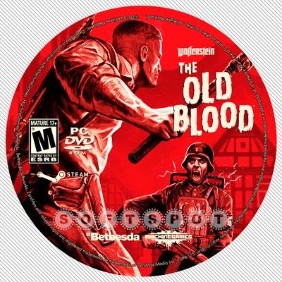لیبلدیسک Wolfenstein: The Old Blood