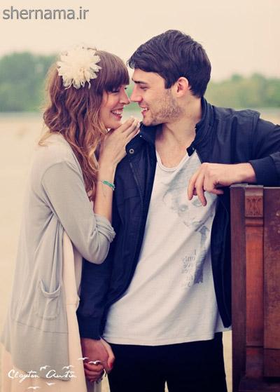 عاشقانه دختر و پسر