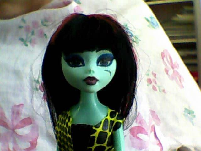 عروسک فرنکی اشتاین