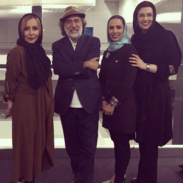 تصاویر جدید پرستو صالحی
