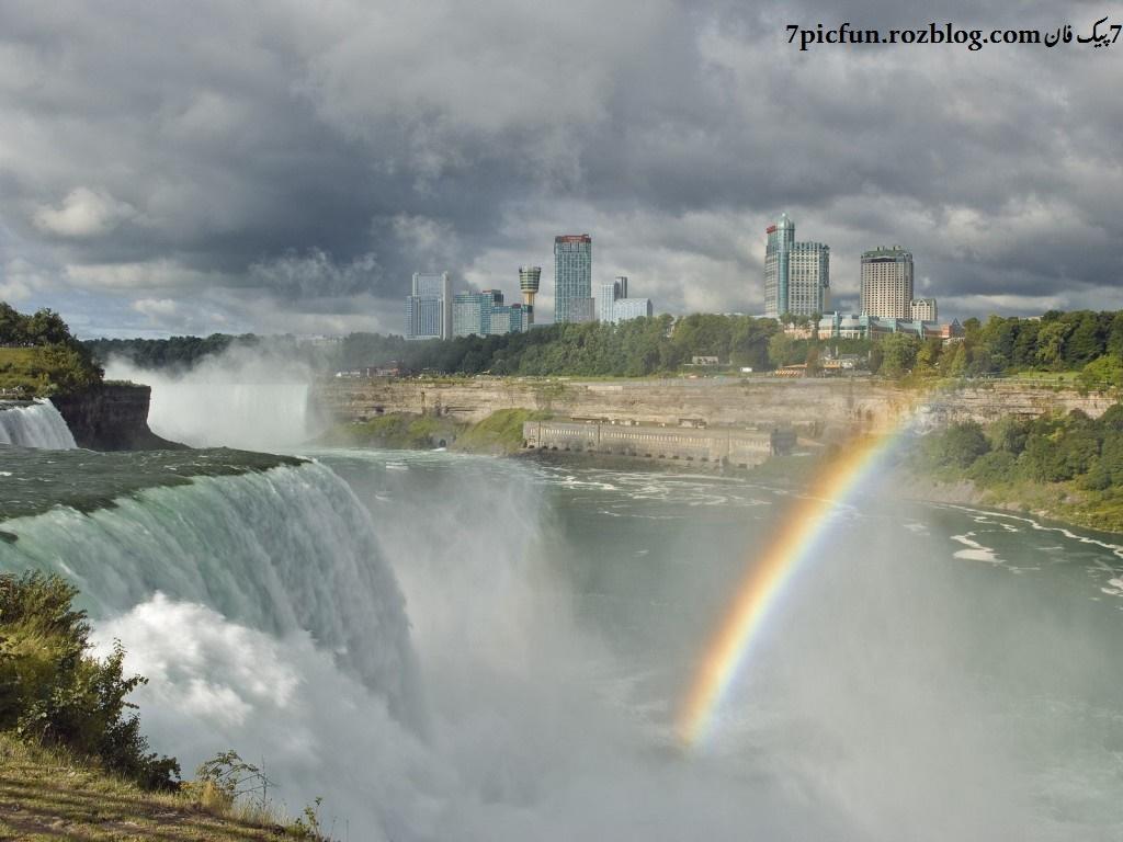تصاویر آبشار های خیال انگیز و زیبا