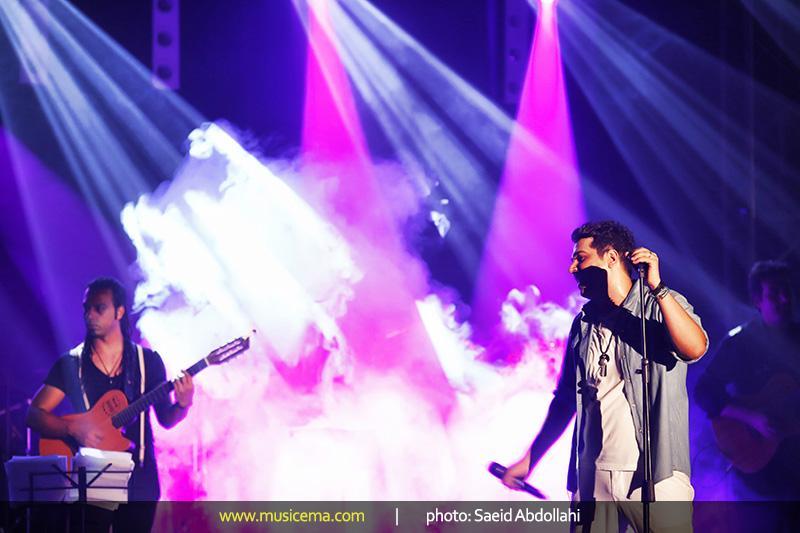 تصاویر کنسرت شیراز حمید عسکری - سری اول