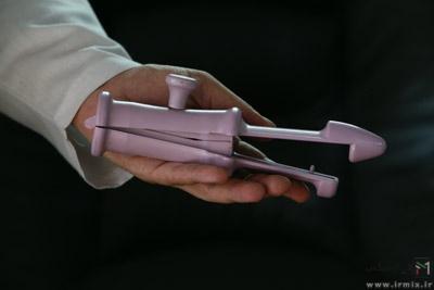 دستگاه تمرینات واژنی و ماساژ درمانی عضو تناسلی
