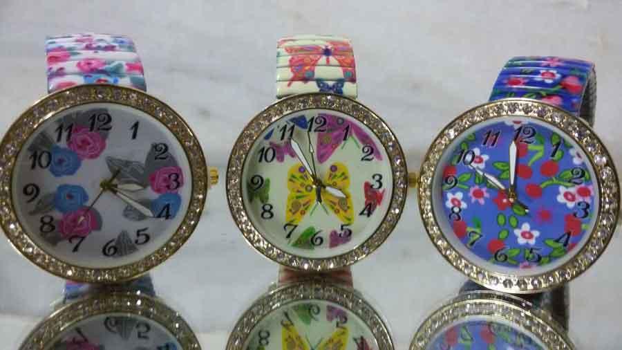 سفارش ساعت مچی دخترانه