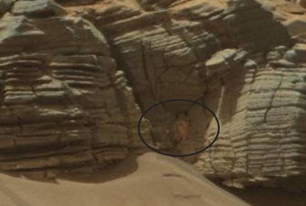 هیولا در مریخ