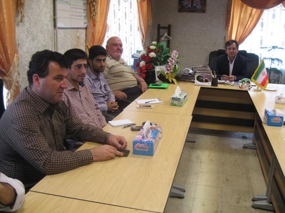 نشست خبری شهردار تالش با اصحاب رسانه و خبرنگاران