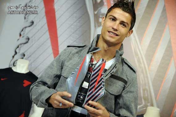 کریستیانو رونالدو جذاب ترین ورزشکار دنیا شد (عکس) , اخبار ورزشی