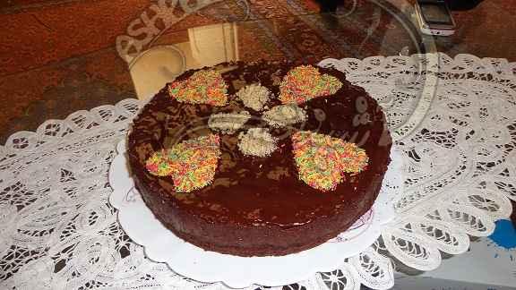 موس کیک اسپراسو