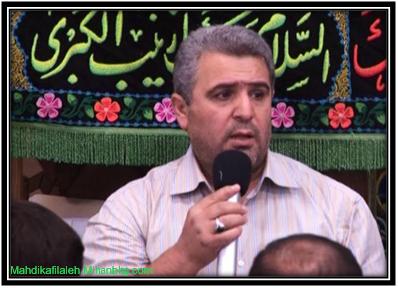 خادم هیئتهای حسینی تبریزحمیدکافی لاله