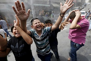 شدت گرما مردم خاورمیانه را کلافه کرد