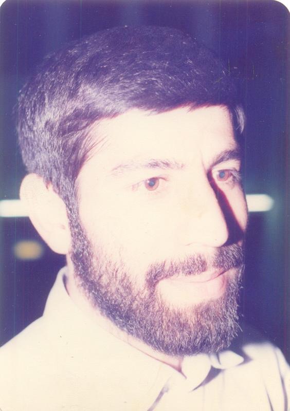 شهید محمد تقی (مرتضی) ستاریان معاون گردان عمار