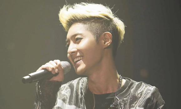 [Voice] Kim Hyun Joong Japan Mobile Site Update [15.08.05]