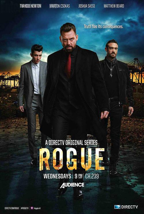 سریال Rogue
