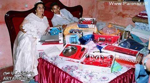 ازدواج جوان 25 ساله با مادر بزرگ خود !! , جالب وخواندنی