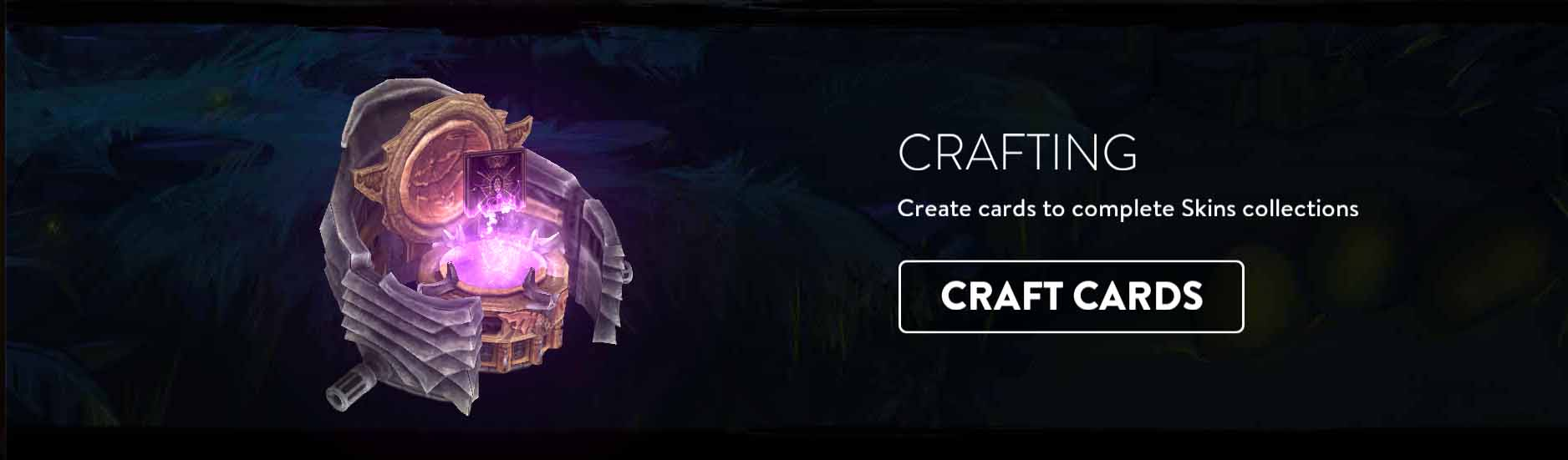 crafting card vainglory